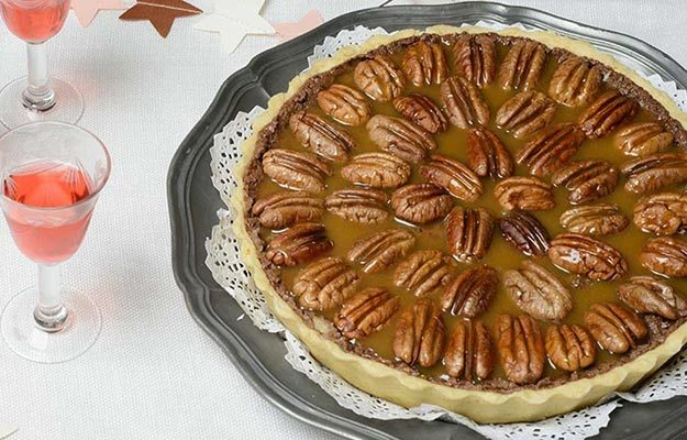 Thanksgiving Appetizer Pecan Pie