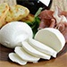 Mozzarella and Burrata
