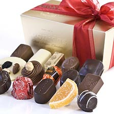 Leonidas Belgian Chocolate Assortment - Mixed in Ballotin Gift Box