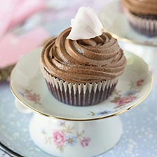 Chocolate Frosted Cupcakes Recipe