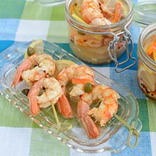 Shrimp Ceviche Appetizer Recipe