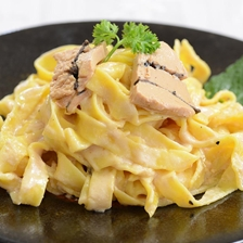 Easy Foie Gras and Truffle Pasta Recipe