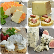 6 Delicious Dessert Cheeses