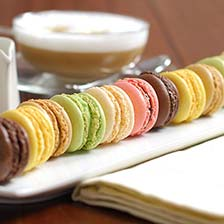 Assorted French Macarons | Gourmet Food Store