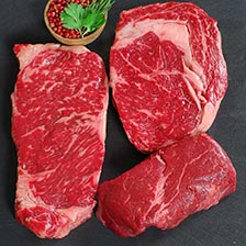 Executive Wagyu Steak Grill Pack - 9 lbs