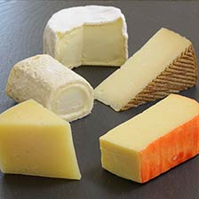 5 Favorites Cheese Sampler