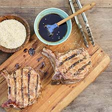 Teryaki Pork Chops Recipe