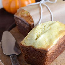Pumpkin Cream Cheese Icing Spice Bread Recipe