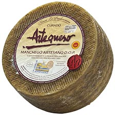 Manchego Cheese - Artisan D.O.P. - Aged 10 months