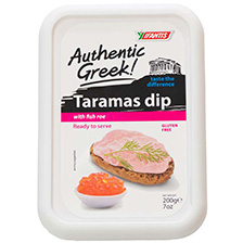 Authentic Greek Taramas Dip
