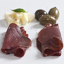 Beef Bresaola Dried Cured Sliced