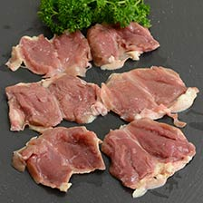 Quail Breast Medallions, Boneless
