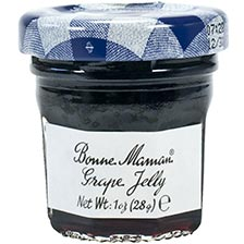 Bonne Maman Grape Jelly - Mini Jars