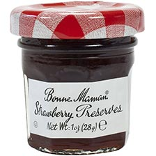 Bonne Maman Strawberry Preserves - Mini Jars