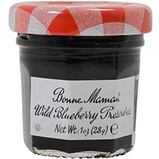 Bonne Maman Wild Blueberry Preserves - Mini Jars