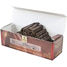 Cacao Barry Bittersweet Chocolate Baking Sticks - 44% Cacao