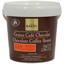Chocolate Coffee Beans - 43.5%