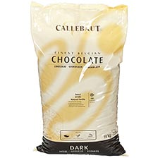 Belgian Dark Chocolate Baking Callets (Chips) - 53.8%