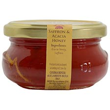 Saffron and Acacia Honey