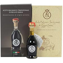 Balsamic Vinegar Of Reggio Emilia Silver Seal - Over 50 Years Old