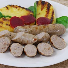 Apple and Cranberry Chicken Sausage