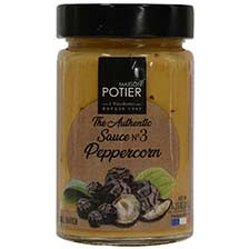 Christian Potier Peppercorn Sauce | Gourmet Food World