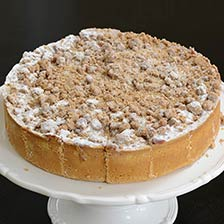 Deep Dish Apple Crumb Pie