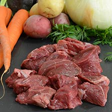 Venison Stew Meat (Diced)