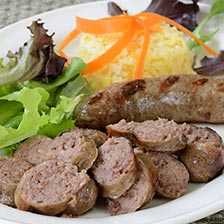 Orange Liqueur Sausage | Gourmet Food Store