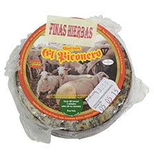 Sheep Cheese with Fine Herbs