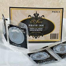 Spanish Cuttlefish Ink - Packets