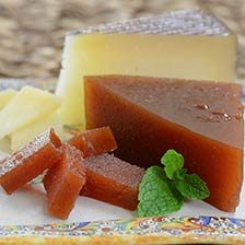 Spanish Homemade Membrillo - Quince Paste