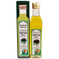 Winter Black Italian Truffle Oil