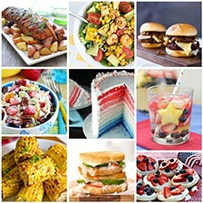 9 Amazing Recipes For Your Fourth of July Menu