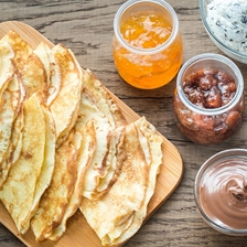French Crepes: Versatile, Easy and Sophisticated (Recipe Included!)