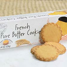 French Pure Butter Cookies