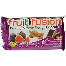 Fruit Fusion Chocolate Fig and Almond Bar