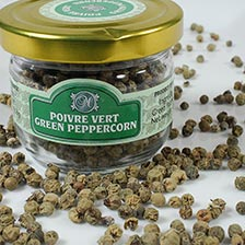 French Dried Peppercorns - Green
