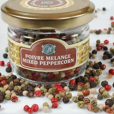French Dried Peppercorns - Mixed