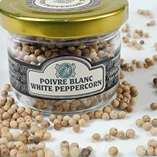 French Dried Peppercorns - White