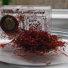 Saffron Mancha Category I