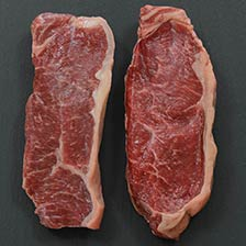 Australian Grass Fed Beef Strip Loin - Whole and Cut To Order