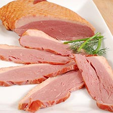 Smoked Duck Breast Magret - Whole Breast (Duck Prosciutto)