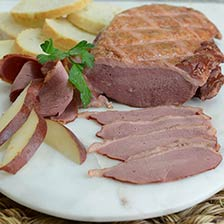 Aplewood Smoked Duck Breast Magret - Boneless