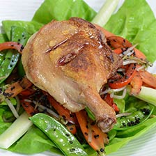 Moulard Duck Legs, Frozen - Pack of 4