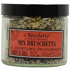Spices and Herbs for Bruschetta