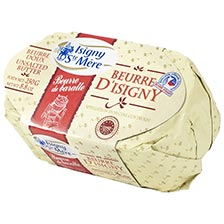 Isigny Beurre De Baratte Butter, Unsalted