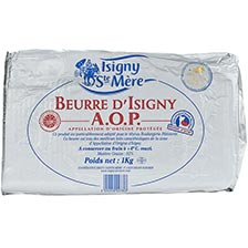 Butter from Isigny - Pastry Sheet Butter