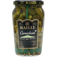 Cornichons - French Style Gherkins