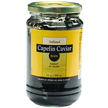 Black Capelin Caviar